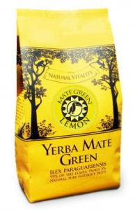 YERBA MATE GREEN LEMON - 400 g